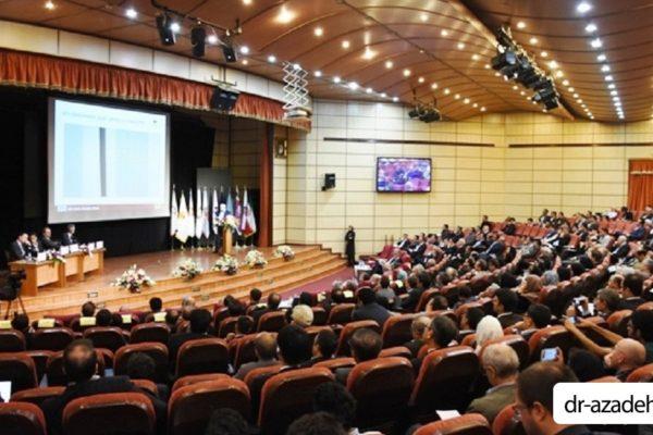 همایش موسسه ونوس عربی مصطفی آزاده