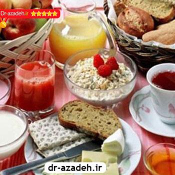 نقش صبحانه در یادگیری دانش آموزان